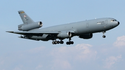 Photo ID 225327 by Manuel Fernandez. USA Air Force McDonnell Douglas KC 10A Extender DC 10 30CF, 85 0028
