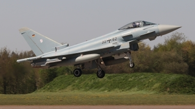 Photo ID 225334 by Thomas Land. Germany Air Force Eurofighter EF 2000 Typhoon S, 30 82