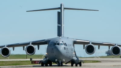 Photo ID 225400 by W.A.Kazior. USA Air Force Boeing C 17A Globemaster III, 06 6159
