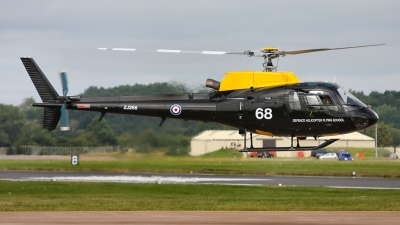 Photo ID 25832 by mark van der vliet. UK Air Force Aerospatiale AS 350B Squirrel HT1, ZJ268