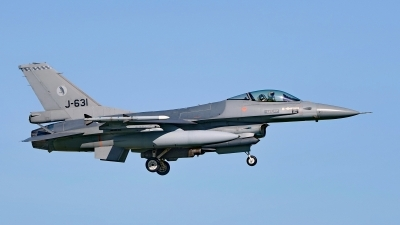 Photo ID 225404 by Dieter Linemann. Netherlands Air Force General Dynamics F 16AM Fighting Falcon, J 631