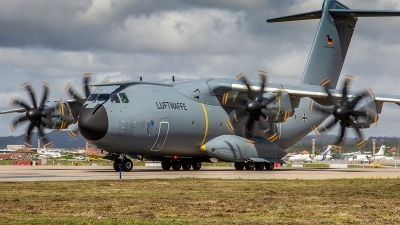 Photo ID 225424 by Filipe Barros. Germany Air Force Airbus A400M Atlas, 54 14