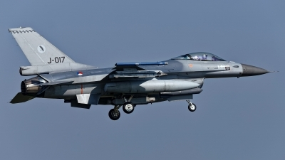 Photo ID 225466 by Rainer Mueller. Netherlands Air Force General Dynamics F 16AM Fighting Falcon, J 017