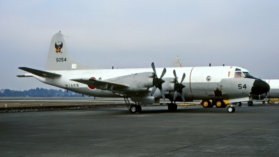 Photo ID 225689 by Gerrit Kok Collection. Japan Navy Lockheed P 3C Orion, 5054