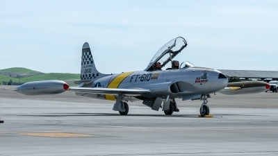 Photo ID 228380 by W.A.Kazior. Private Private Canadair T 33A F, N133DV