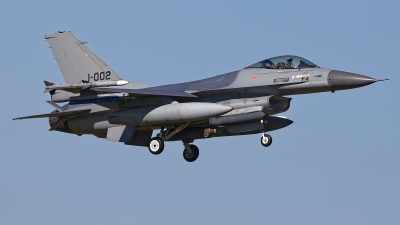 Photo ID 225516 by Rainer Mueller. Netherlands Air Force General Dynamics F 16AM Fighting Falcon, J 002
