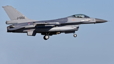 Photo ID 225517 by Rainer Mueller. Netherlands Air Force General Dynamics F 16AM Fighting Falcon, J 002