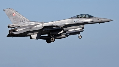 Photo ID 225519 by Rainer Mueller. Poland Air Force General Dynamics F 16C Fighting Falcon, 4051