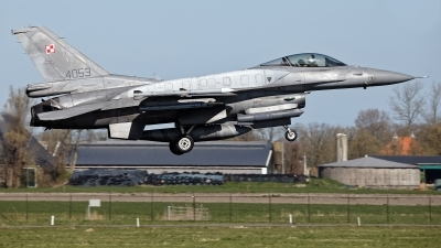 Photo ID 225566 by Rainer Mueller. Poland Air Force General Dynamics F 16C Fighting Falcon, 4053