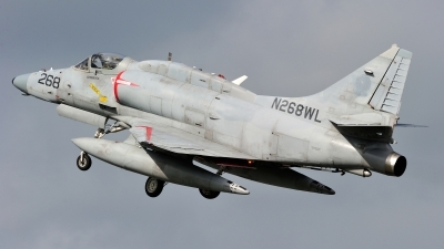 Photo ID 225524 by Tonnie Musila. Company Owned BAE Systems Douglas A 4N Skyhawk, N268WL