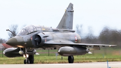 Photo ID 225546 by Mark Broekhans. France Air Force Dassault Mirage 2000D, 677