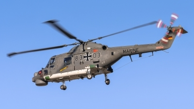 Photo ID 225586 by Sascha Gaida. Germany Navy Westland WG 13 Super Lynx Mk88A, 83 03