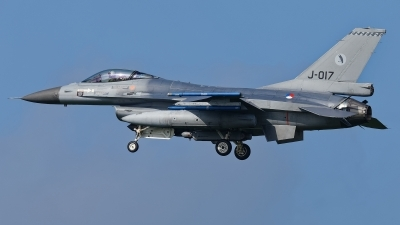 Photo ID 225618 by Rainer Mueller. Netherlands Air Force General Dynamics F 16AM Fighting Falcon, J 017