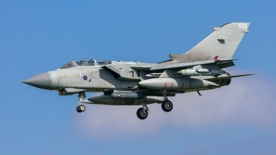 Photo ID 225630 by Sascha Gaida. UK Air Force Panavia Tornado GR4, ZA542