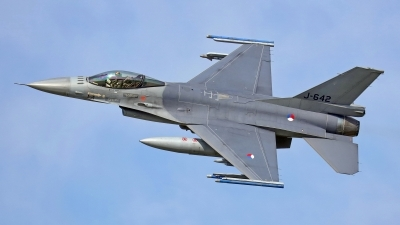 Photo ID 225627 by Dieter Linemann. Netherlands Air Force General Dynamics F 16AM Fighting Falcon, J 642