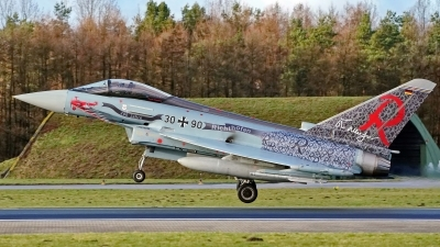 Photo ID 225626 by Dieter Linemann. Germany Air Force Eurofighter EF 2000 Typhoon S, 30 90