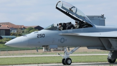 Photo ID 225670 by Sybille Petersen. USA Navy Boeing F A 18F Super Hornet, 169654