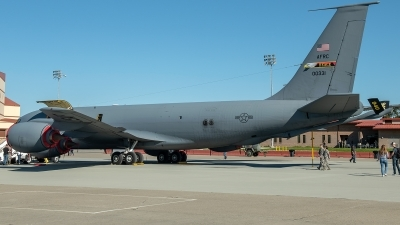 Photo ID 225703 by W.A.Kazior. USA Air Force Boeing KC 135R Stratotanker 717 148, 60 0331