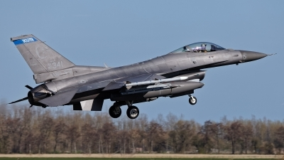 Photo ID 225761 by Rainer Mueller. USA Air Force General Dynamics F 16C Fighting Falcon, 91 0341