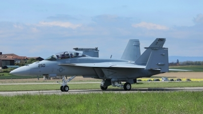 Photo ID 225766 by Sybille Petersen. USA Navy Boeing F A 18F Super Hornet, 169654