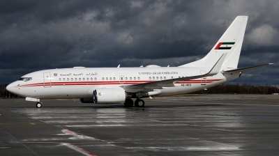 Photo ID 225773 by Florian Morasch. United Arab Emirates Government Boeing 737 7E0 W BBJ, A6 HRS