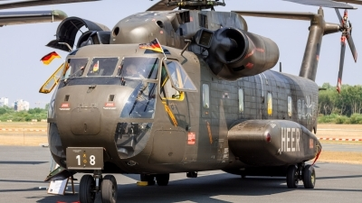 Photo ID 225819 by Sascha Gaida. Germany Air Force Sikorsky CH 53G S 65, 84 18