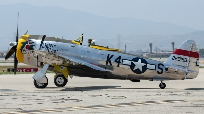 Photo ID 225836 by W.A.Kazior. Private Vintage Fighters LLC Republic P 47D Thunderbolt, NX47DM