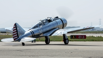Photo ID 225868 by W.A.Kazior. Private Planes of Fame Air Museum Seversky AT 12 Guardsman, N55539