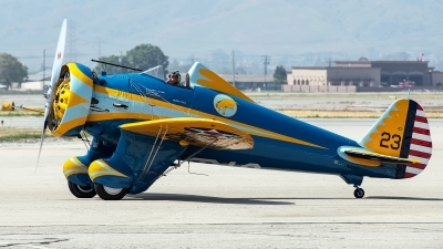 Photo ID 225921 by W.A.Kazior. Private Planes of Fame Air Museum Boeing P 26A Peashooter, NX3378G