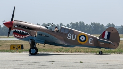 Photo ID 225920 by W.A.Kazior. Private Private Curtiss Kittyhawk IA P 40E, NX94466