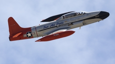 Photo ID 225898 by Nathan Havercroft. Private Planes of Fame Air Museum Canadair CT 133 Silver Star 3, NX377JP