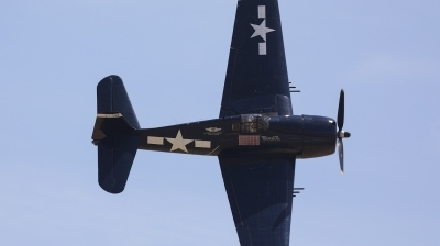 Photo ID 225929 by Nathan Havercroft. Private Commemorative Air Force Grumman F6F 5 Hellcat, N1078Z