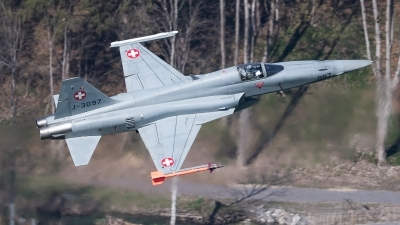 Photo ID 225951 by Luca Fahrni. Switzerland Air Force Northrop F 5E Tiger II, J 3097