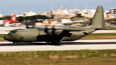 Photo ID 225949 by Ray Biagio Pace. UK Air Force Lockheed Martin Hercules C4 C 130J 30 L 382, ZH870