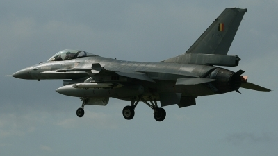 Photo ID 25788 by Tim Van den Boer. Belgium Air Force General Dynamics F 16AM Fighting Falcon, FA 90