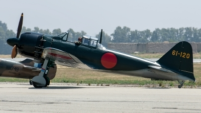 Photo ID 226114 by W.A.Kazior. Private Planes of Fame Air Museum Mitsubishi A6M5 Reisen Zero, N46770
