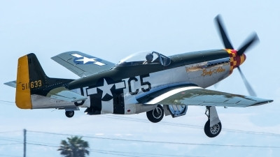 Photo ID 227550 by W.A.Kazior. Private Private North American P 51D Mustang, N151MW
