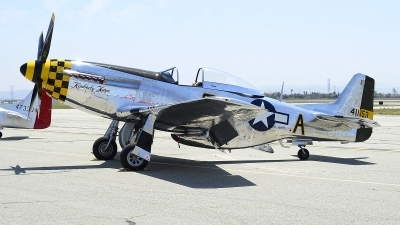 Photo ID 225995 by Peter Boschert. Private Collings Foundation North American P 51D Mustang, NL451TB