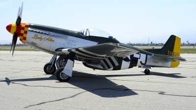 Photo ID 226023 by Peter Boschert. Private Private North American P 51D Mustang, N151MW