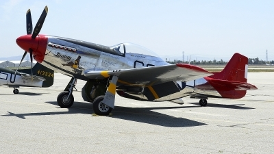Photo ID 226011 by Peter Boschert. Private Palm Springs Air Museum North American P 51D Mustang, NL151BP
