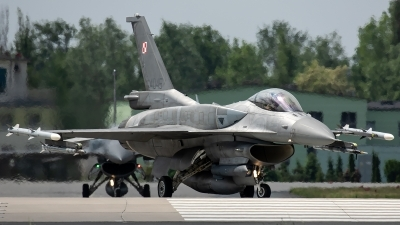Photo ID 226080 by Thomas Ziegler - Aviation-Media. Poland Air Force General Dynamics F 16C Fighting Falcon, 4045