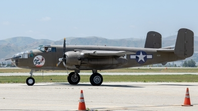 Photo ID 227091 by W.A.Kazior. Private Planes of Fame Air Museum North American B 25J Mitchell, N3675G