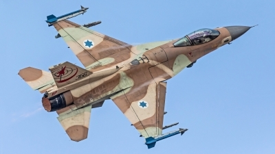 Photo ID 226049 by Anthony Hershko. Israel Air Force General Dynamics F 16C Fighting Falcon, 356