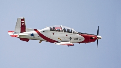Photo ID 226050 by Anthony Hershko. Israel Air Force Raytheon T 6A Efroni, 400