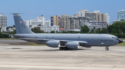 Photo ID 226086 by Hector Rivera - Puerto Rico Spotter. USA Air Force Boeing KC 135R Stratotanker 717 148, 63 8873