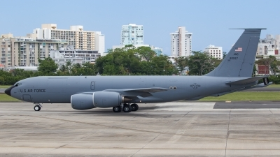 Photo ID 226087 by Hector Rivera - Puerto Rico Spotter. USA Air Force Boeing KC 135R Stratotanker 717 100, 58 0067