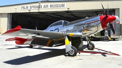 Photo ID 226118 by Peter Boschert. Private Palm Springs Air Museum North American P 51D Mustang, NL151BP