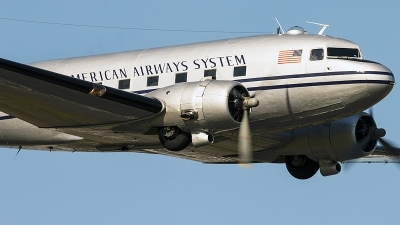 Photo ID 226126 by Aaron C. Rhodes. Private Historic Flight Foundation Douglas C 47B Skytrain, N877MG