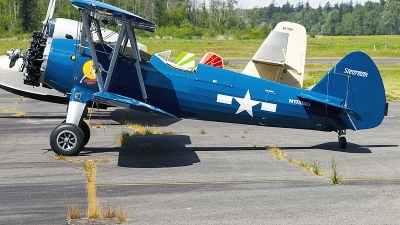 Photo ID 226724 by Aaron C. Rhodes. Private Private Boeing Stearman A75N1, N175MD