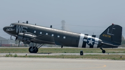 Photo ID 226133 by W.A.Kazior. Private Lyon Air Museum Douglas C 47B Skytrain, N791HH